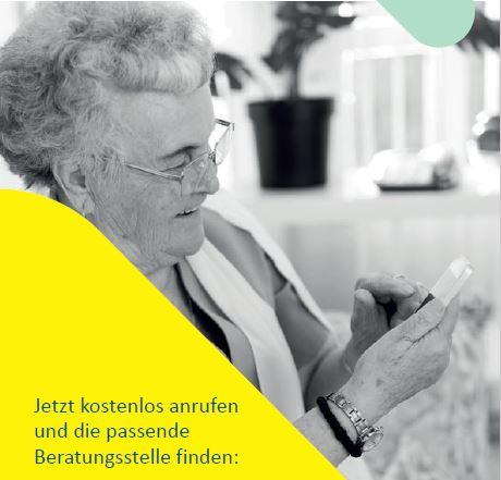 Pflegewegweiser NRW – online jederzeit das passende Beratungsangebot finden!